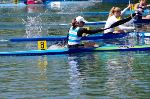 Reale Società Canottieri Querini: canoa