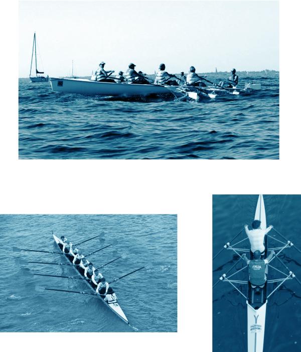 Reale Società Canottieri Querini: canottaggio, settore tecnico