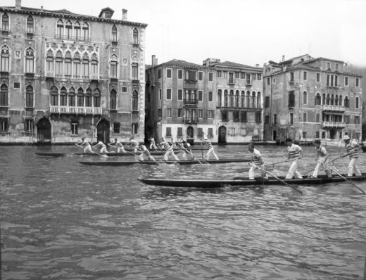 Reale Società Canottieri Querini: voga-veneta